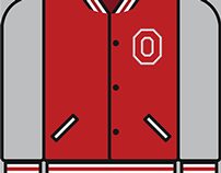 College Football Letterman Wallpapers