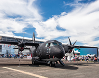 Farnborough Air Show 2016