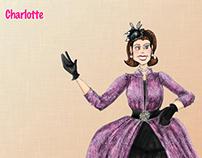 Charlotte's Web Costume Design