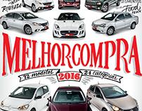 ESPECIAL MELHOR COMPRA 2016 - QUATRO RODAS