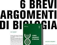 6 Brevi argomenti di Biologia