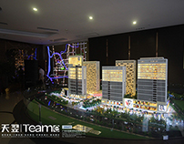 TEAM-E Architectural Physical Model