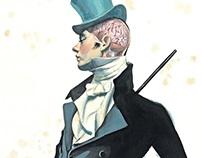 Mansfield Park. Jane Austen. Male Characters