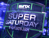 SUPER SATURDAYS TITLE SEQUENCE