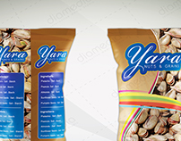 Lara - Nuts & Grains - Packaging bags
