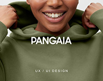 PANGAIA — UX/UI Design