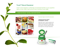 Truvia® Natural Sweetener- Product Launch