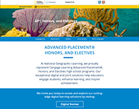 Cengage & National Geographic Mockups