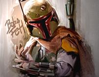 Star Wars SpeedPainting