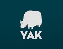 YAK | Branding