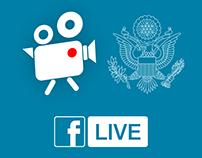 En Vivo con la Embajada - FB Live