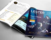 Lester - Live in Rome - Rivista
