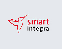 :: Smart Integra (corporate identity, rebrand)