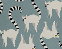 Animal Jungle patterns