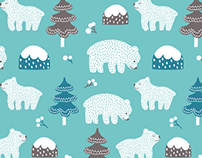 Murrurr - Pattern Design for Nappinja