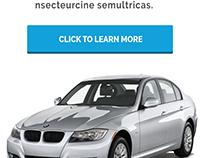 Car Ad Banner