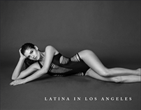 Latina in los Angeles Magazine