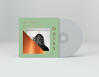 "Artwork for Pollux Rose's album ""Daisy"""