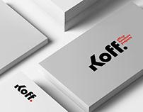 Koff. | Visual Identity & Branding