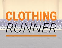 Clothing Runner: Logo design & Business Cards