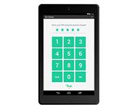UI Design: Timefie App