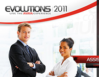 Avaya Evolutions 2011 - Event Branding