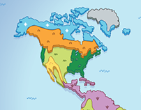 Terrestrial Biomes: Infographic