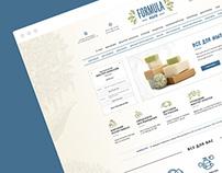 Soap Formula - E-commerce
