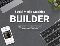 Social Media Graphics Builder