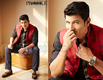 Actor Jiiva for Provoke Lifestyle