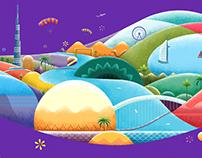 DUBAI Tourism Vision 2020