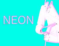 Neon Soul - Photoshop Composition
