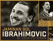 Ibrahimovic's Impressive Goal Records - Infographic