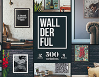 Wallderful Mockups