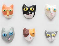 Clay Cats