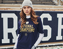 Under Armour - ND Fan Gear