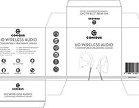 Conious Box Design