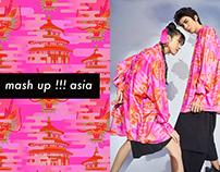 天壇 X mash up !!! asia 聯名限量款