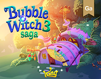 Bubble Witch 3 Stella´s home