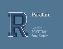 Ratatam Font Family