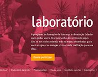 Hotsite - Laboratório