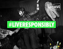 #LiveResponsibly / ABinBev