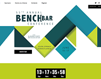 ACBA Bench-Bar Conference Website