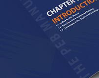 PEB manual book