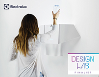 Electrolux Design Lab 2014 TOP6 Finalist