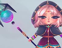 Little Sorceress Concept
