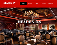 MEADON-ON grill restaurant concept