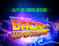 THE FUTURE IS NOW | Back to The Future