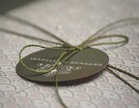 Ana & Silvio | Wedding Invitation