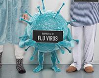Virus LineUp CGI
